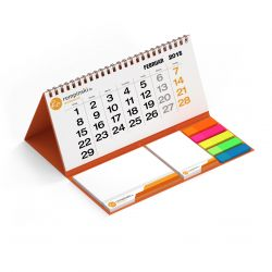 Tischkalender Wire-O Hardcover Set